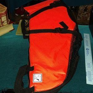 XXL Fido float dog clothes safety vest accessories